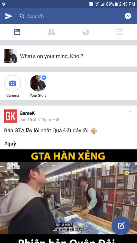 Góc chuyên gia  UX Review - Đừng tưởng to như Facebook mà ko mắc lỗi UX cơ bản