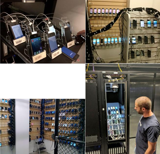 Đo lường Kỹ thuật thiết kế  Kiểm thử UX cho ứng dụng mobile (user-test) trên nhiều thiết bị (multi-devices)