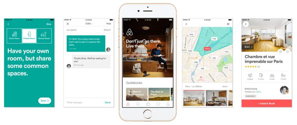 Bài học (case study) về thiết kế Bài sưu tầm Kỹ thuật thiết kế Quy trình thiết kế UX  UX Case study -Câu chuyện xây dựng ngôn ngữ design của Airbnb